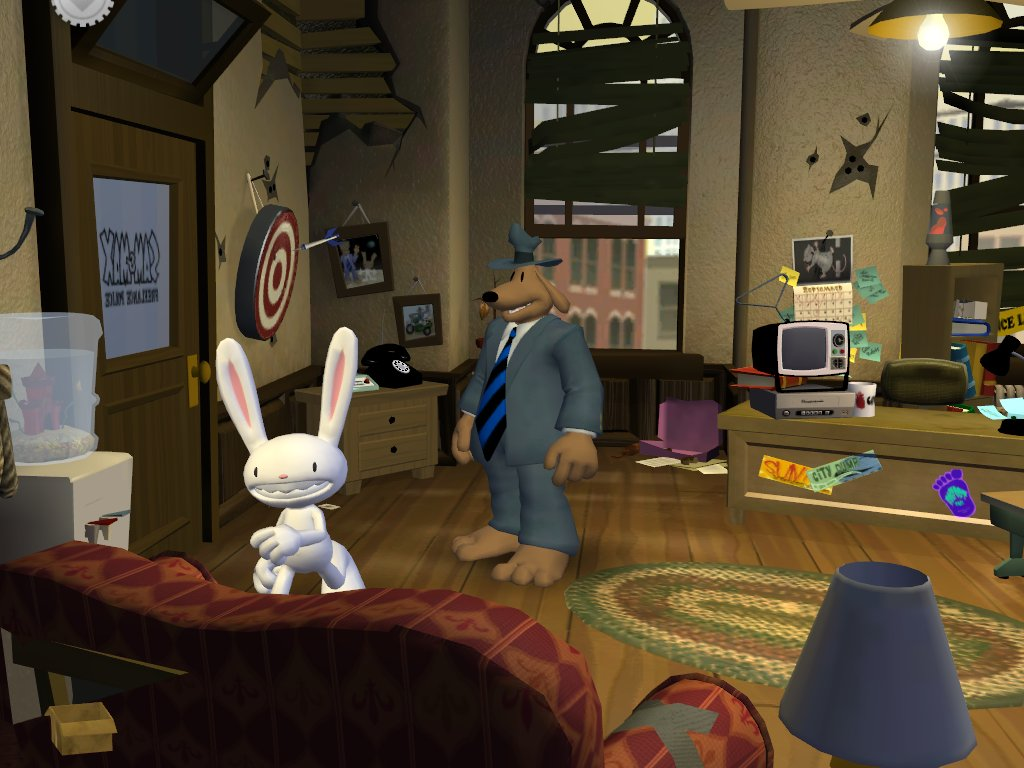 Sam & Max: Season One - Culture Shock
