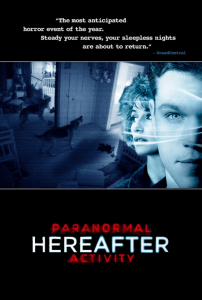 Paranormal Hereafter Activity