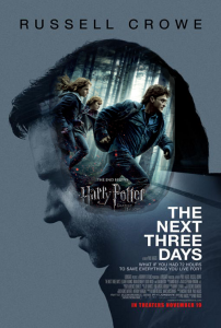 Harry Potter and the Next Three Days, Part 1