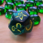 Cthulhu Dice - Elder Sign