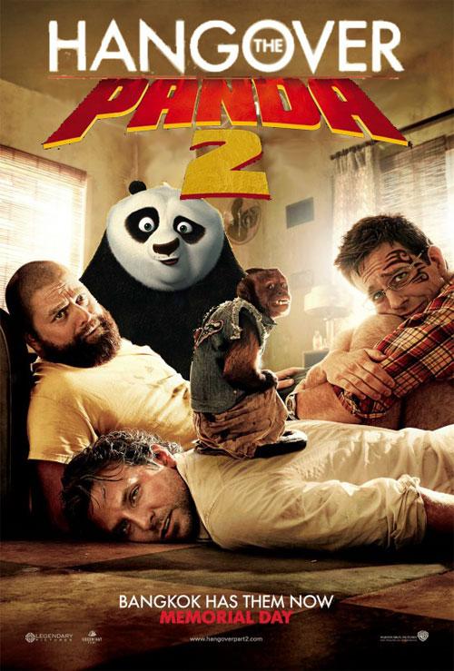 The Hangover Panda 2